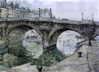 le pont neuf by jules goets
