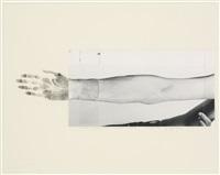 svolgere la propria pelle, coincidenza di immagine by giuseppe penone