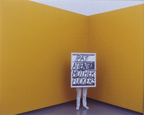 untitled after bruce nauman by bik van der pol