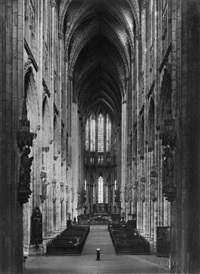 kölner dom (2 works) by august kreyenkamp