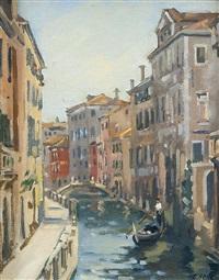 venetian study by david hone