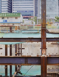 seoul, yoido dong by stéphane couturier