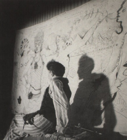 jean cocteau by peter rose pulham