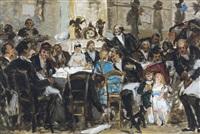 le repas de noces by léon herbo
