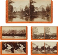 selected images (7 works) by carleton e. watkins