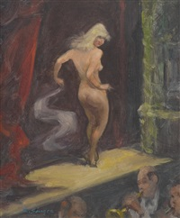 stripper by clyde singer