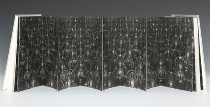sea of buddha by hiroshi sugimoto