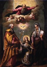 sagrada familia by lorenzo aguirre de