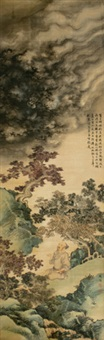 松下高士 by zhou xun