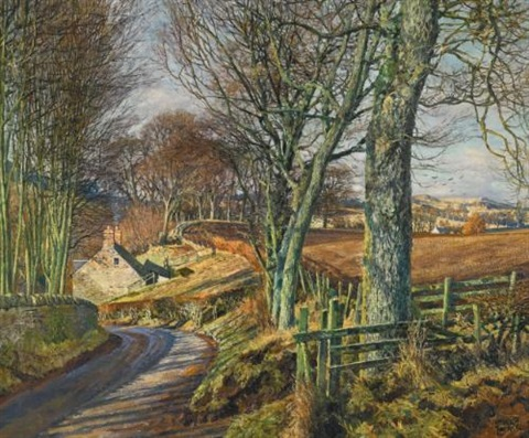 the knapp road rossie priory by james mcintosh patrick