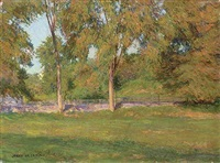 september afternoon by joseph de camp