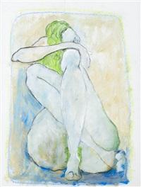 zielona nimfa by joanna sarapata jakimowicz