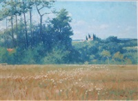 landscape by brett mcentaggart