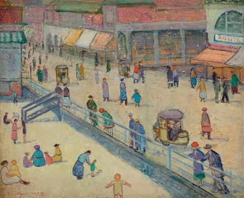 atlantic city boardwalk by emma fordyce macrae