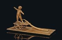 bambino in carrozza by giacomo manzù