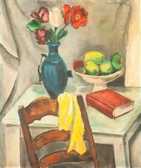 nature morte by yasuo kuniyoshi