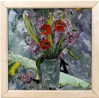 floral still life by aurelia bobocel