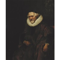 portrait of cornelis nuyts (1574-1661) by jürgen ovens