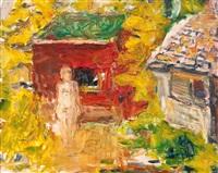 the red sauna by rafael wardi