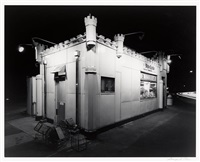 white castle, route no. 1, rahway, new jersey by george tice