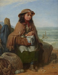 the fisherman's daughter by john faed