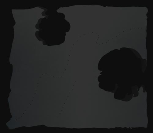 concetto spaziale teatrino by lucio fontana