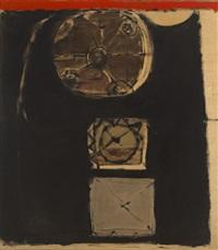 dark composition, 2 by anna ritchie
