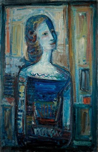 artist's wife by pinchas abramovich
