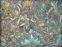 bharata yudha by dewa nyoman leper