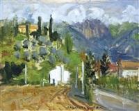 paesaggio by renato trevisan