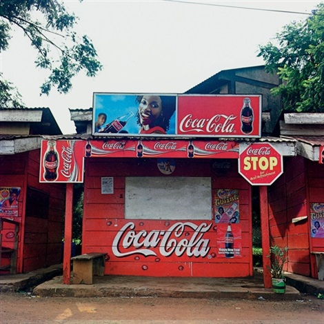 coca cola shack kampala uganda by zoe leonard