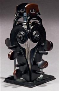 lampe violoncelle by arman