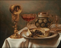 table dressée aux objets précieux by flemish school (17)