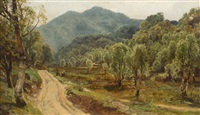 on the road to birnam hill by david farquharson