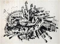 empreinte de pinceaux by rotraut