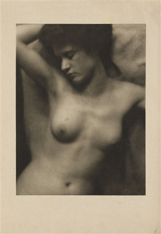 torso by clarence h white and alfred stieglitz