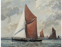 Cavendish Morton Paintings For Sale