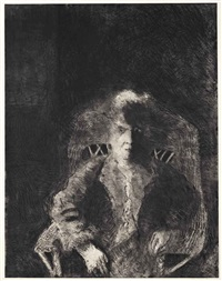 helen iii, from: portraits by george segal