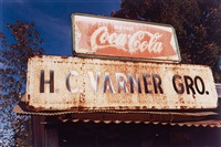 untitled (varner grocery) by william eggleston