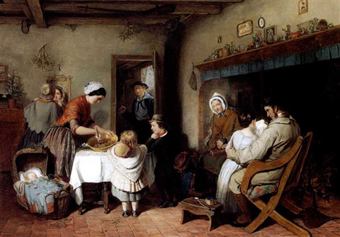 christmas visitors by william macduff