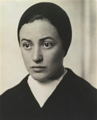 portrait of dorothy norman by alfred stieglitz