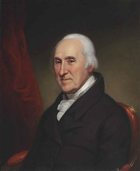 edward burd by charles willson peale
