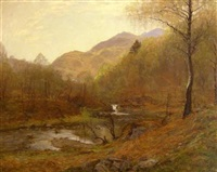 highland brook by alexander brownlie docharty