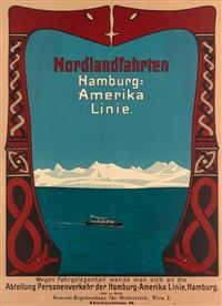 nordlandfahrten by carl langhein