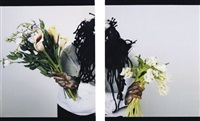 untitled (diptych; from the calling) by maria magdalena campos-pons