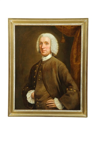 portrait of william mason by cosmo alexander