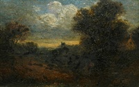 english travelers in the countryside by g.s. constable