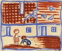 děti a holubi by josef capek