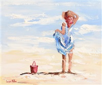 the red bucket by lorna millar