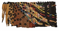 ends and means committee by el anatsui